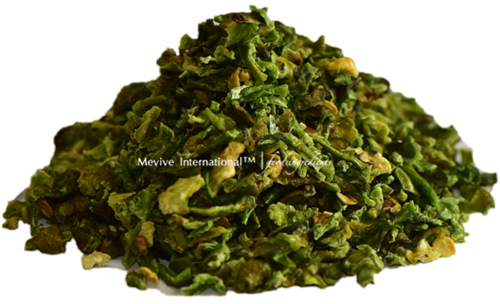 Dehydrated Capsicum Green Supplier and exporters